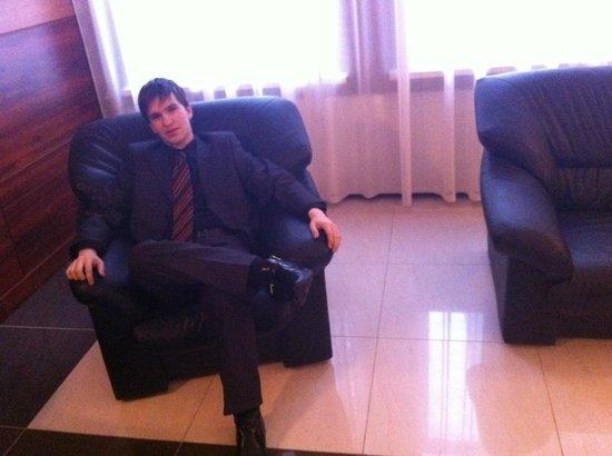 Cronwell Park Yahonty Noginsk: Кресла на рецепшене