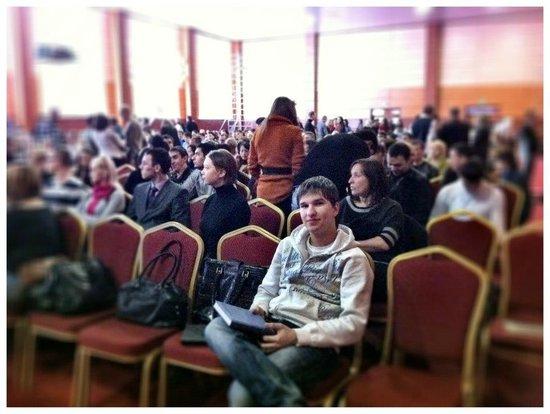 Cronwell Park Yahonty Noginsk: Конференц зал