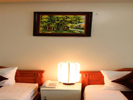 Hanoi New hotel: room view