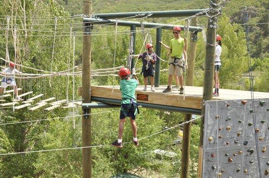 Glenwood Canyon Zipline Adventures: Up for a Challenge?