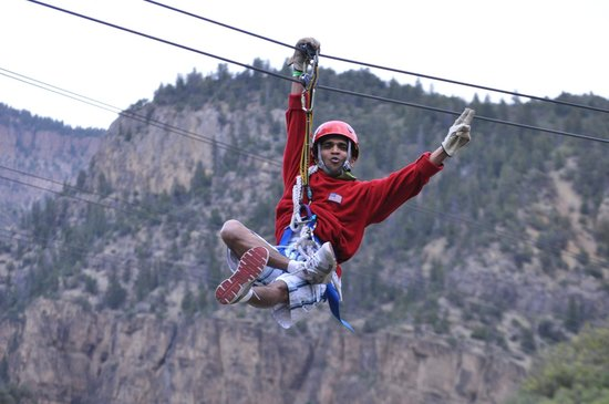 Glenwood Canyon Zipline Adventures