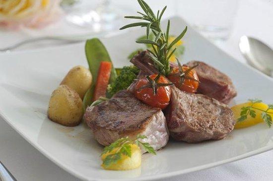 Hotel Tobler : Speisen