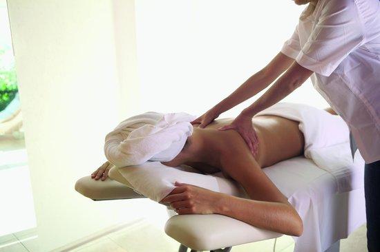 Hotel Tobler : Massagen