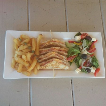 Valley Lodge: Lovely food