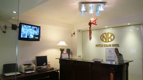 Nguyen Khang Hotel: NK HOTEL