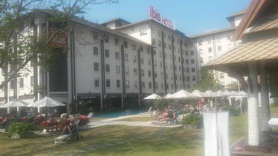 ibis Bangkok Riverside : hotel