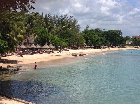 Maritim Resort & Spa Mauritius : La plage