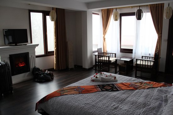 Sapa House Hotel: room