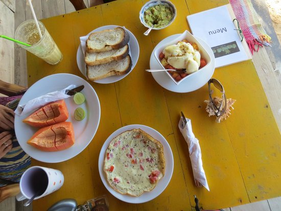 Thambili Cafe: Delicious breakfast