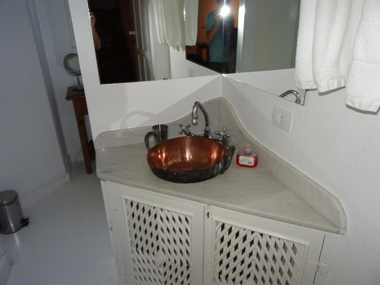 Pousada Casa de Paraty: Ванная