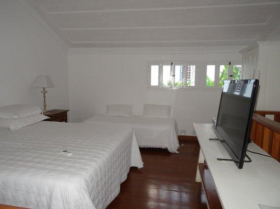Pousada Casa de Paraty: Спальная