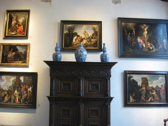 Musée de la maison de Rembrandt : Rembrandt House