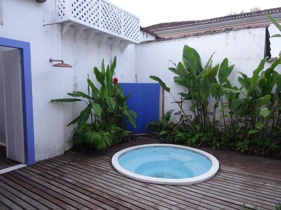 Pousada Casa de Paraty: Мини-бассейн