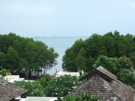 Bhu Nga Thani Resort and Spa: vista camera