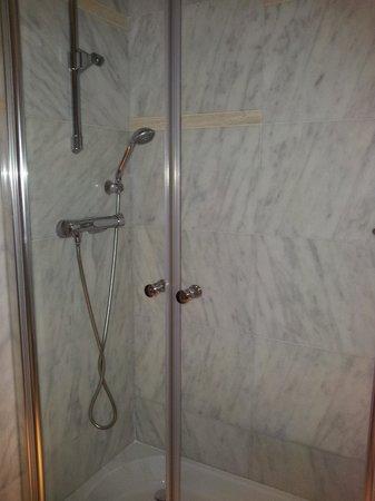NH Gran Hotel Casino Extremadura: baño