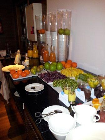 NH Gran Hotel Casino Extremadura: comedor