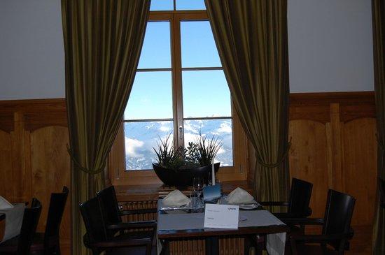 Hotel Pilatus-Kulm: sala pranzo