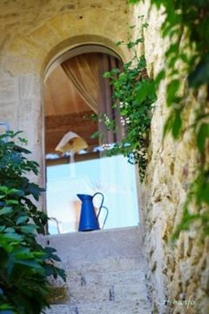 Un Patio en Luberon : Stairs