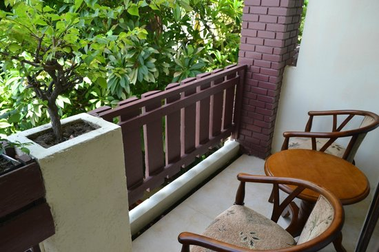 Mermaid's Beach Resort Jomtien: Балкон в номере