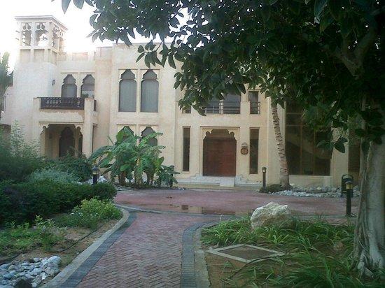 Hilton Al Hamra Beach & Golf Resort: 2 storey villa