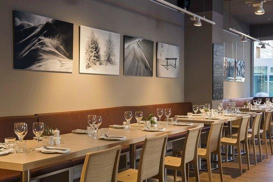 Brasserie Le Bec : Le Bec restaurant