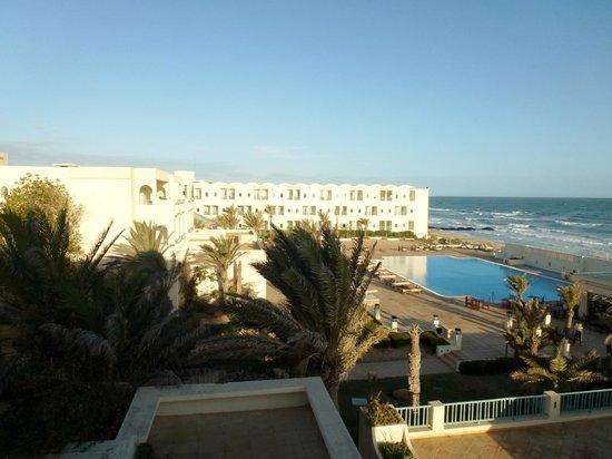 Radisson Blu Ulysse Resort & Thalasso, Djerba : terrasse piscine