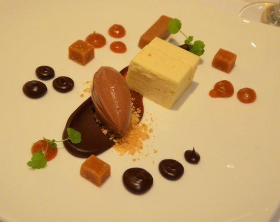 De Karpendonkse Hoeve: dessert