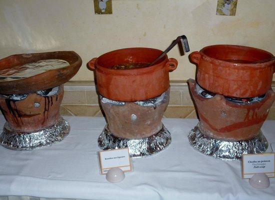Radisson Blu Ulysse Resort & Thalasso, Djerba : soupes tunisiennes