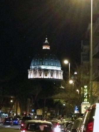 La Caletta: sotto San Pietro
