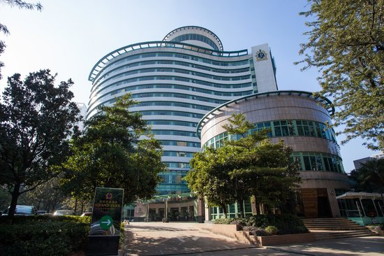 Grand Park Kunming : Hotel Day View