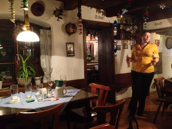 Farchant, Deutschland: Zum Kloss