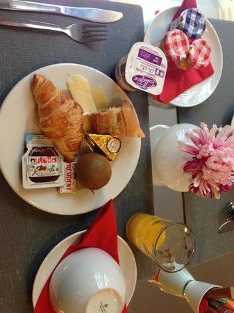 Hotel Monterosa - Astotel: breakfast