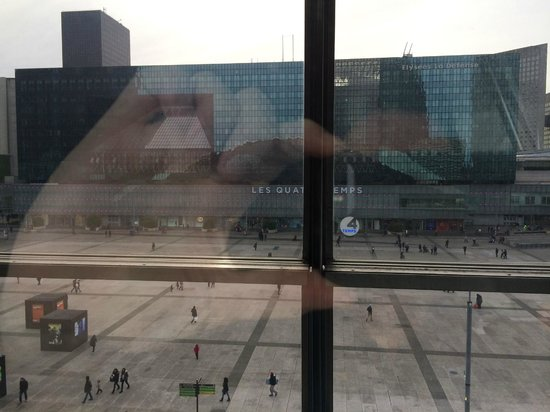 Hilton Paris La Defense : View from Room (Requested View)