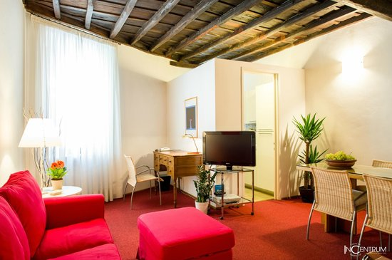 Incentrum: Babuino 172 - Family Apartment