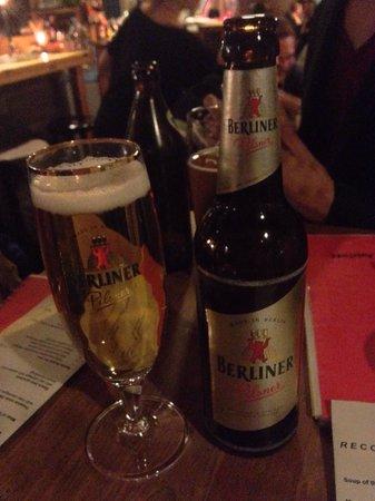 Aufsturz: Berliner Pilsner