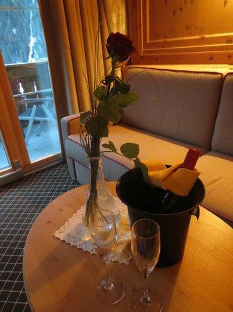 Alpenhotel Kindl: valentijnsverrassing