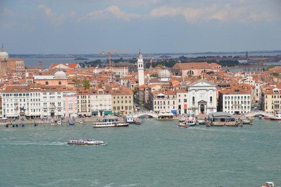 San Giorgio Maggiore: Венеция на ладони
