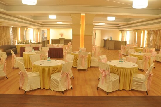 Royal Garden Hotel : Conference hall