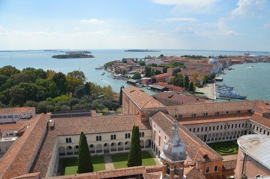 San Giorgio Maggiore: Округа