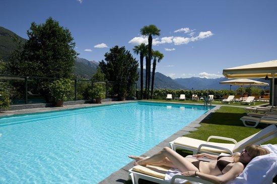 Hotel Tobler: Pool