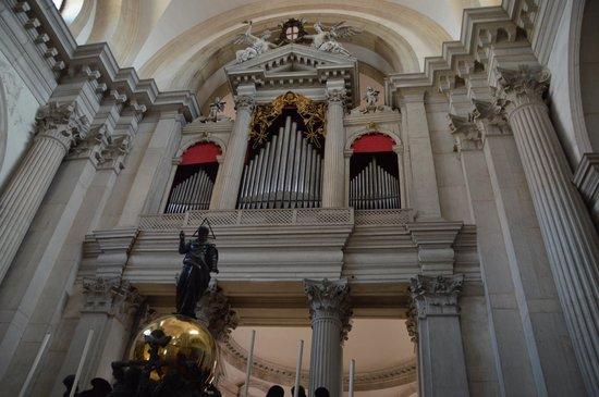 San Giorgio Maggiore: В соборе