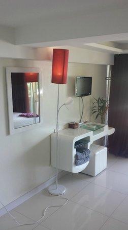 Mama Beach Residence: la chambre