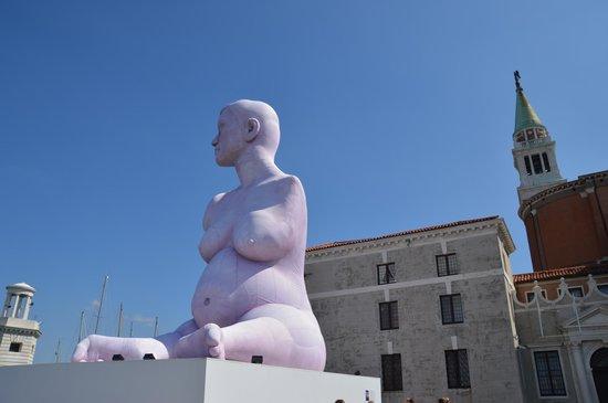 San Giorgio Maggiore: Элисон Лаппер. Гимн силе человеческого духа.