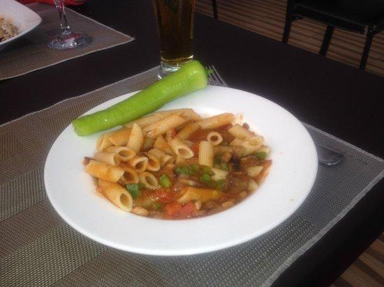 Lido Sharm Hotel: food