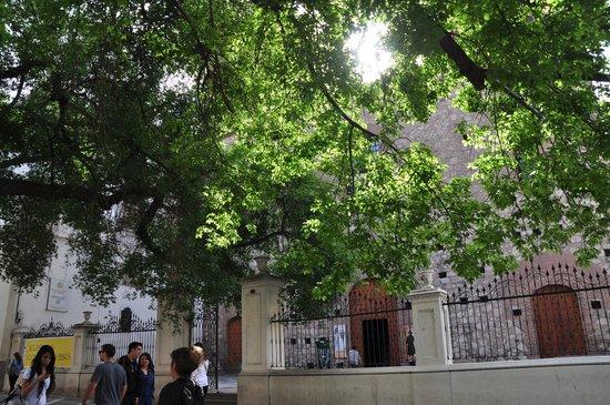 Museo Histórico UNC  Manzana Jesuítica: ヘスス教会