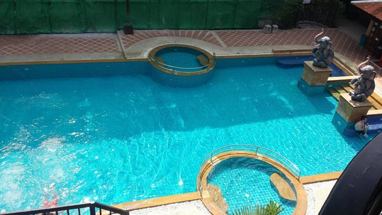 Nipa Resort: vu de la chambre