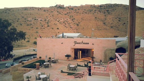 Petra Guesthouse: As close to Sites as can be
