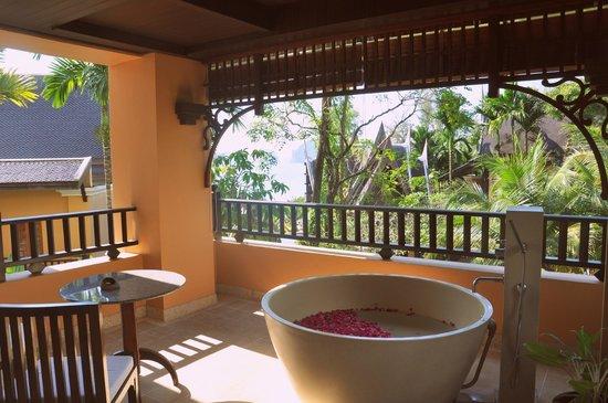 Amari Vogue Krabi: View from the honeymoon delux room