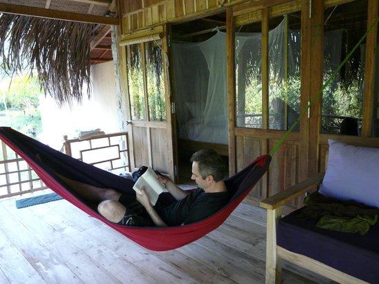 Freedomland Phu Quoc Resort: Familienzimmer Terrasse