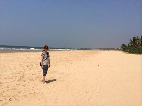 Bentota Beach by Cinnamon: The Beach